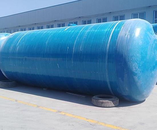 内加强筋玻璃钢化粪池